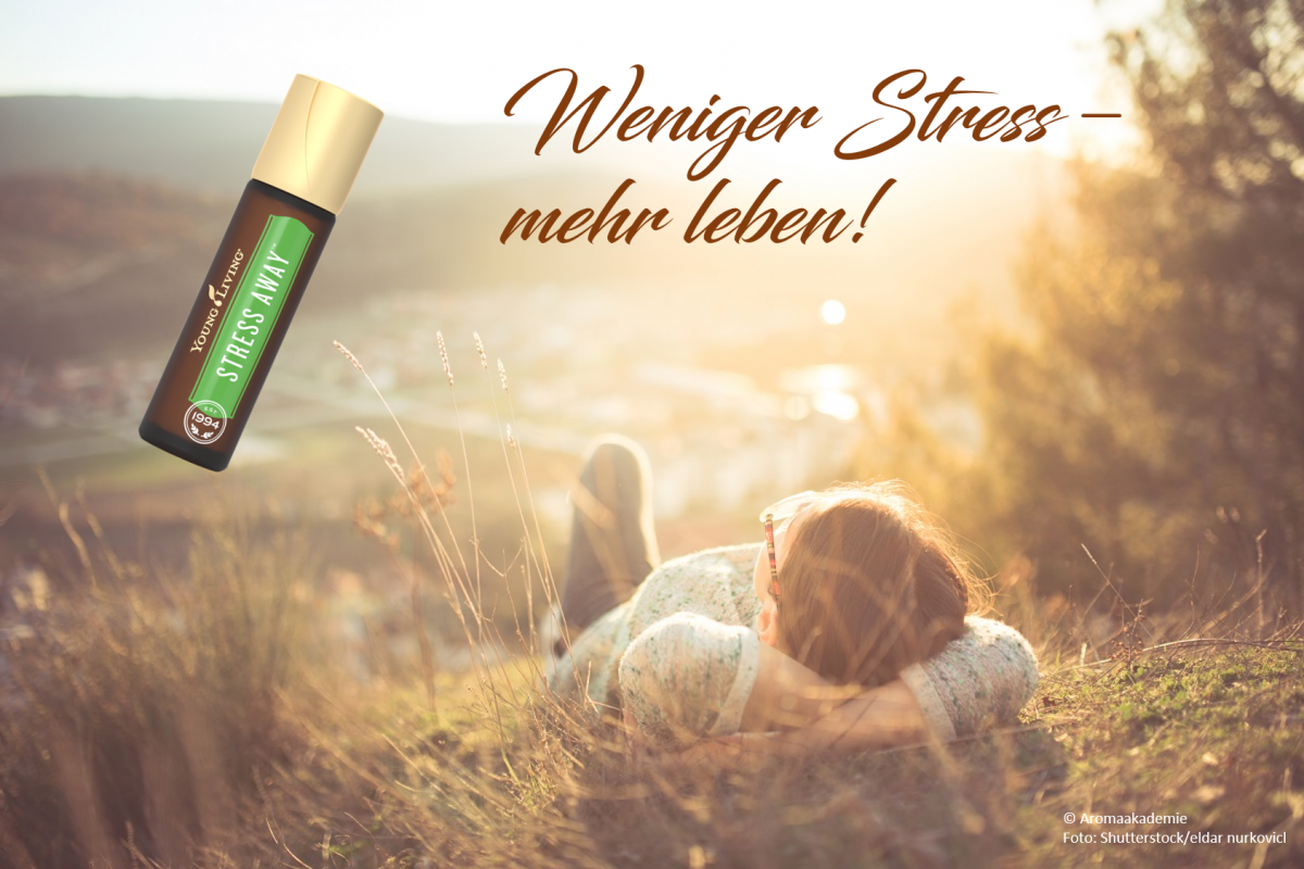 Oil of the week: Stress Away™ - Roll On