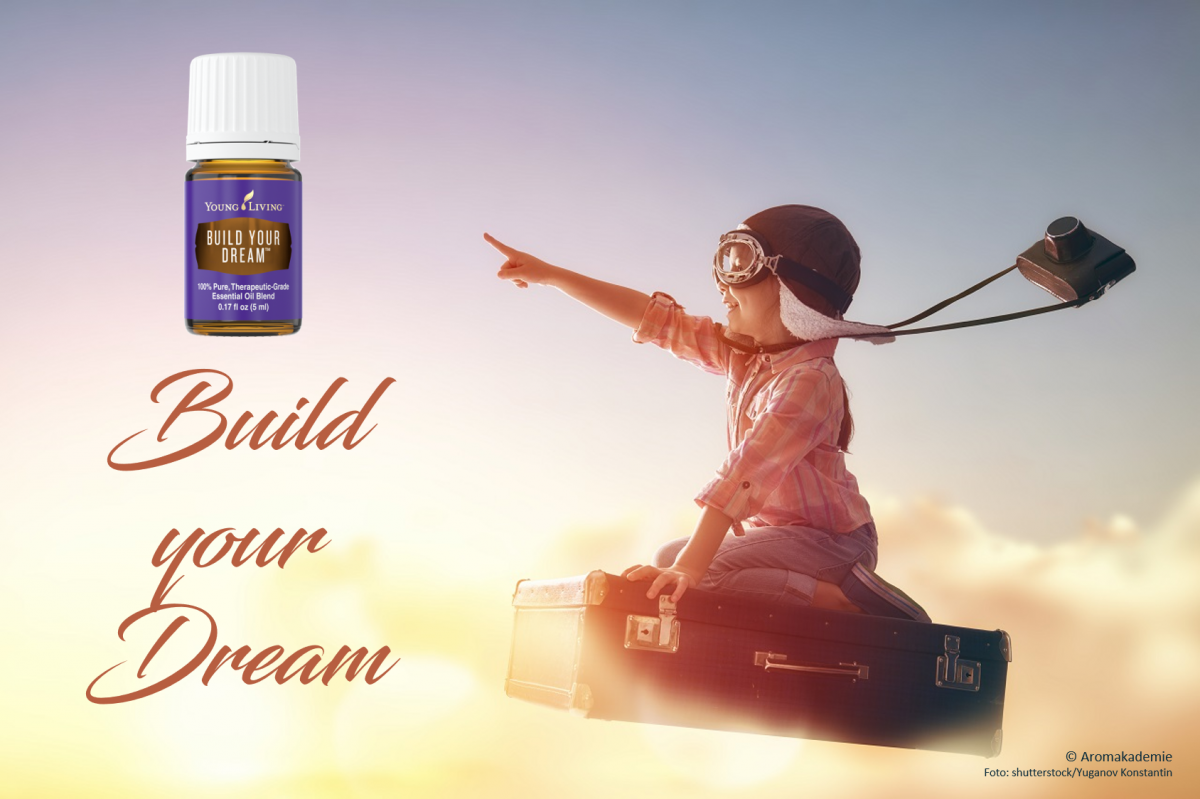 Oil of the week: Build Your Dream