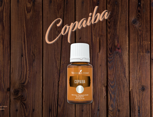 Oil of the week: Copaiba