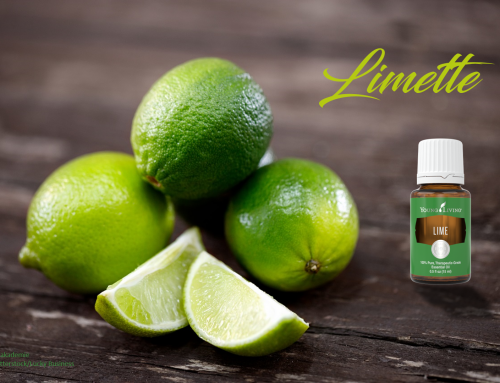 Oil of the week: Limette