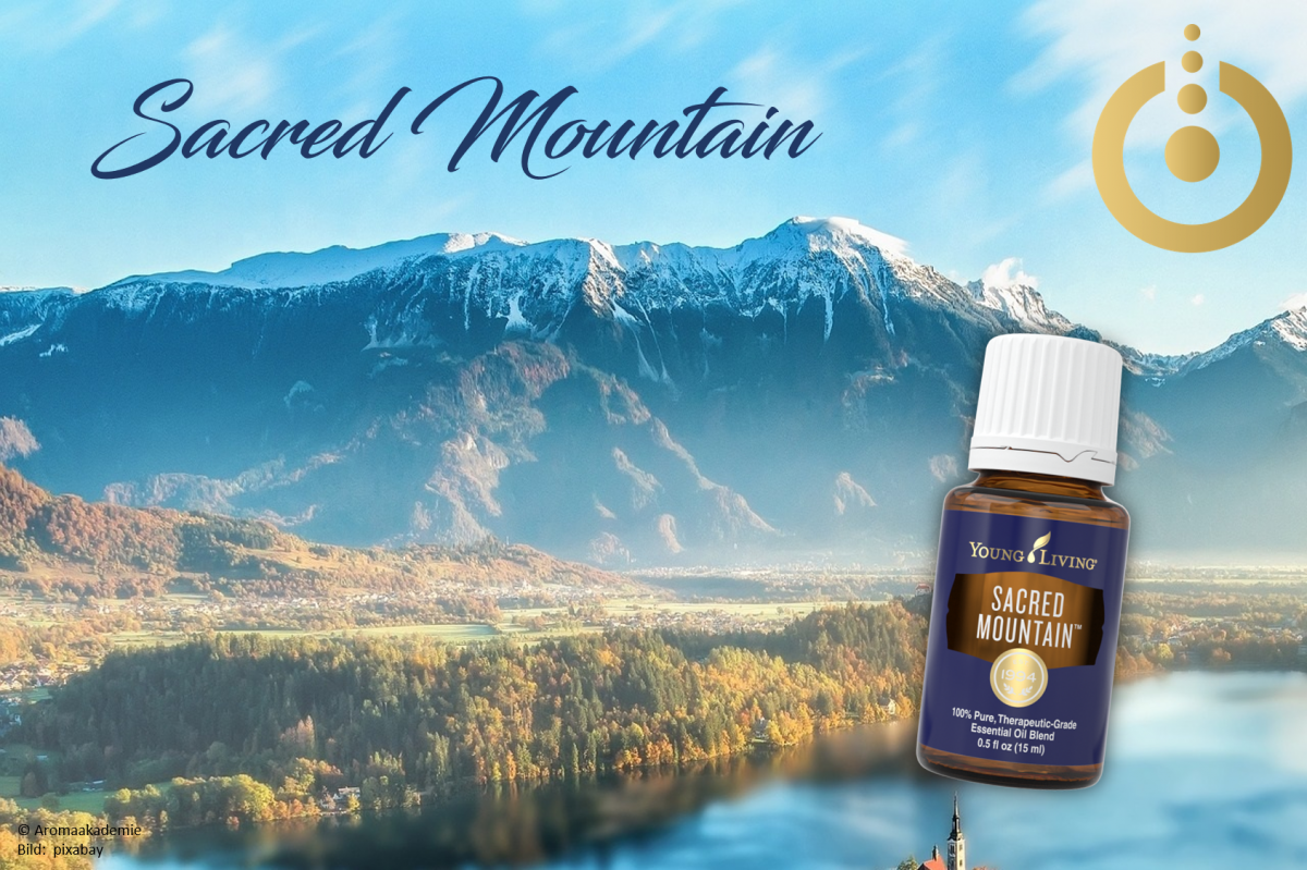 Oil of the week: Sacred Mountain