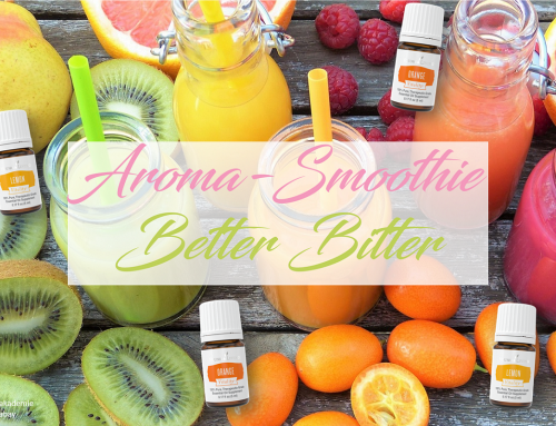 Aroma-Smoothie-Challenge: TAG 1