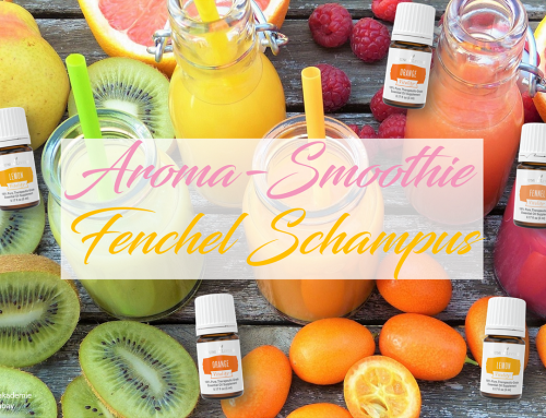 Aroma-Smoothie-Challenge: TAG 2