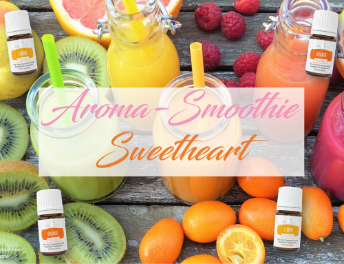 Aroma-Smoothie-Challenge: TAG 3