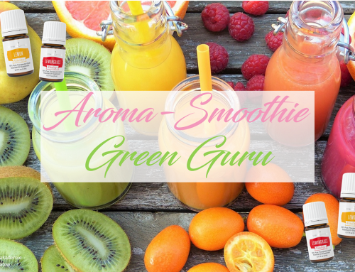 Aroma-Smoothie-Challenge: TAG 4