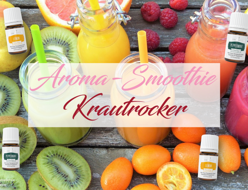 Aroma-Smoothie-Challenge: TAG 5
