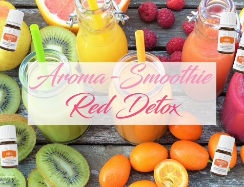 Aroma-Smoothie-Challenge: TAG 6