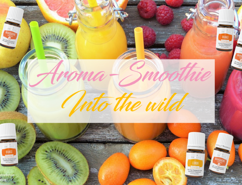 Aroma-Smoothie-Challenge: TAG 7