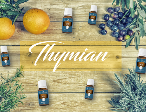 Oil of the week: Thymian