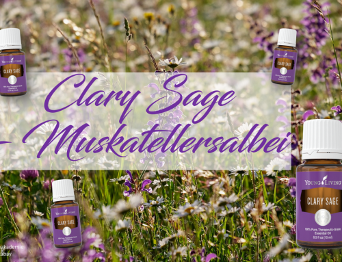 Oil of the week: Clary Sage