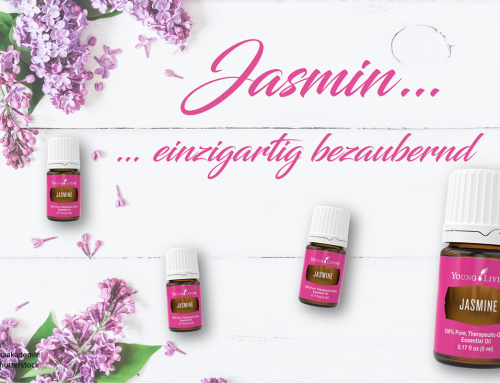 Oil of the week: Jasmin