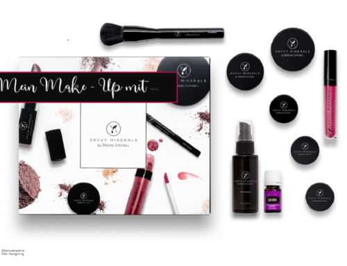 Mein Make-Up mit Savvy Minerals