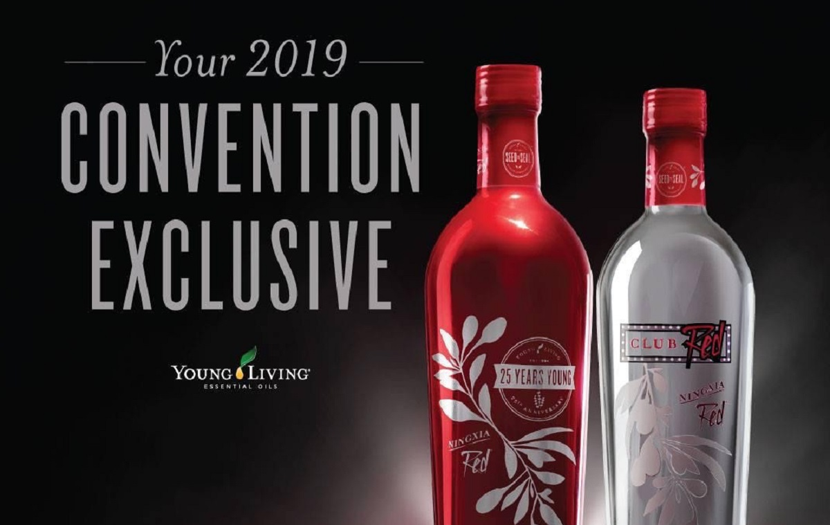 Young Living Convention -  Tipps und Tricks