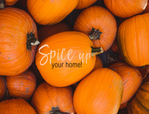 DIY: Pumpkin Spice Raum Spray