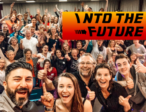 "Ulli & Vijay – ""Into the future"" in Bad Nauheim"