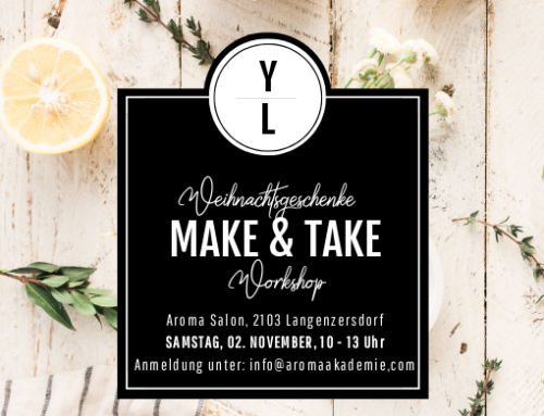 Young Living Day im Aroma Salon bei Wien!
