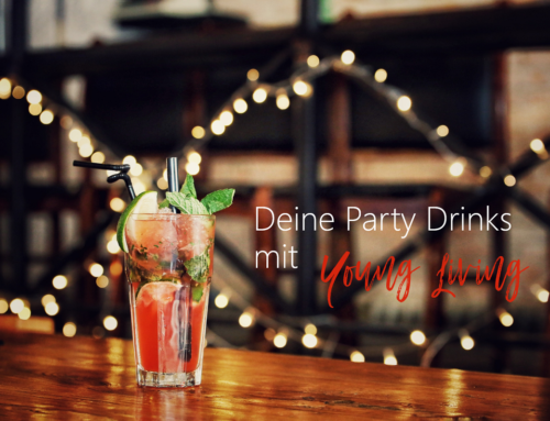 DIY: Deine Party Drinks mit NingXia Red