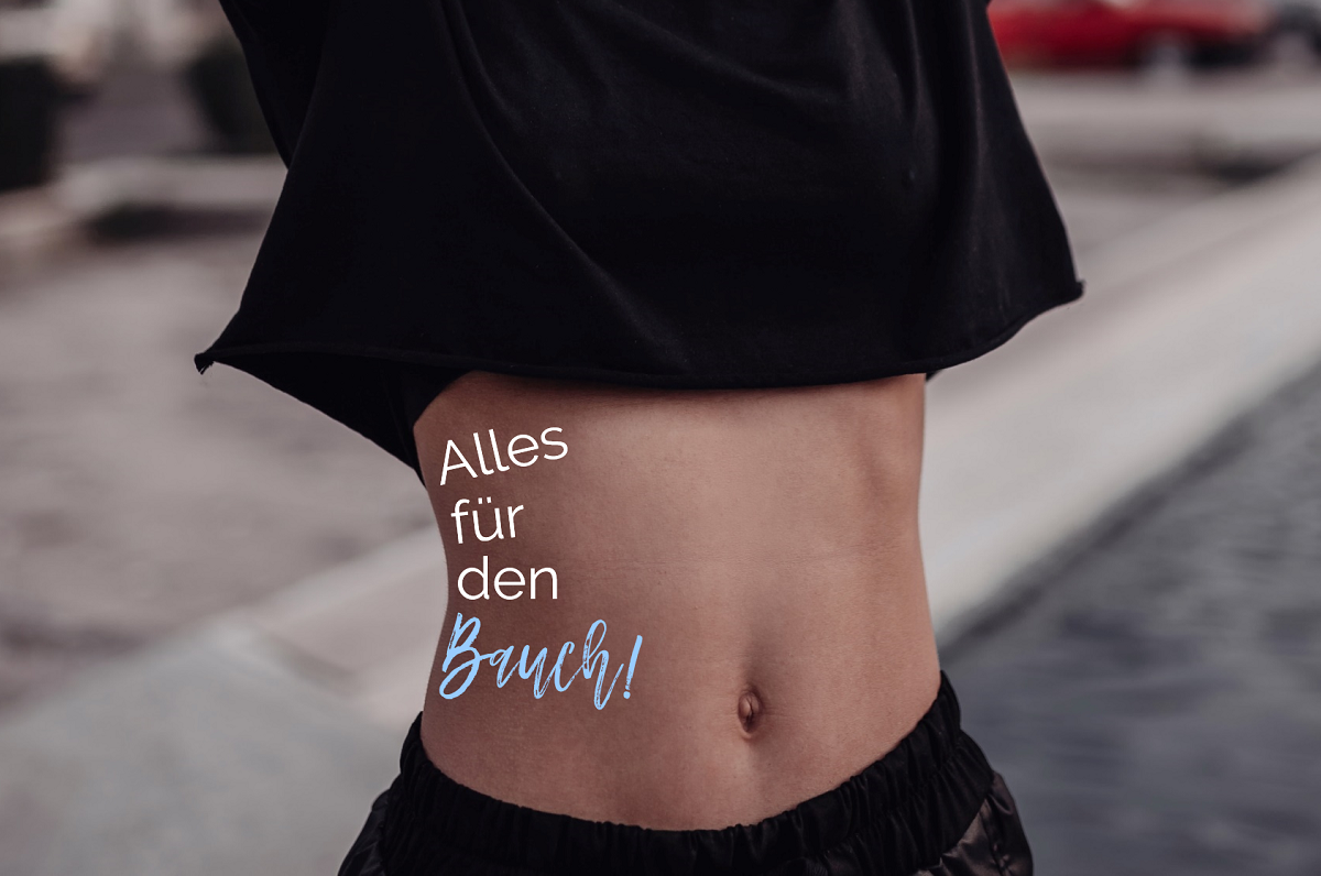 D.I.Y Bauch Roll On